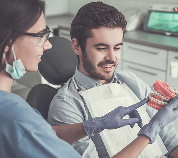 Newport Beach The Dental Implant Procedure